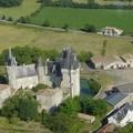 Cherveux (79), château