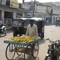 Dans les rues de Mysore