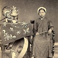 Jeune femme de Hanoi