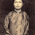 Jeune femme de Nam Dinh