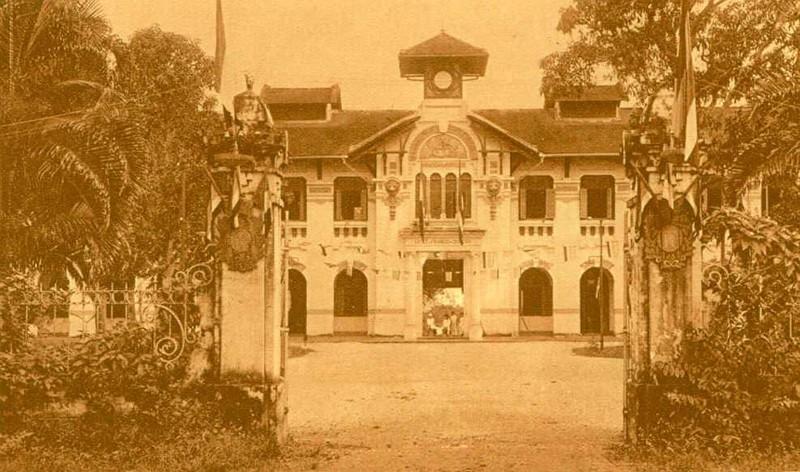 Le Lycée franco-annamite à Cholon