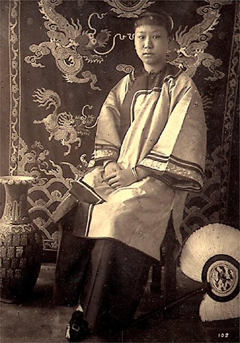 Une chinoise de Fou-Tcheou