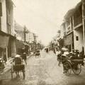 NamDinh, une rue chinoise
