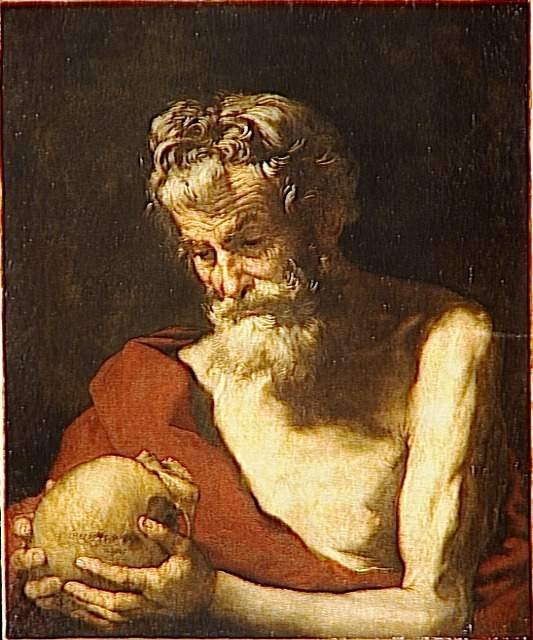 Ribera Jusepe de (1591-1652), 