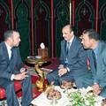 جلالة الملك يترأس بمدينة العيون حفل تعيين المجلس الملكي الاستشاري للشؤون الصحراوية