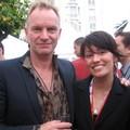 Sting au Festival de Cannes