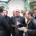 Lagerfeld amateur d'art contemporain