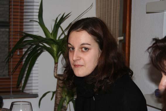 Célia, la petite soeur de mon chéri