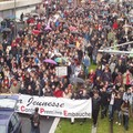 MANIFESTATION STOP CPE 7 MARS 2006 BORDEAUX