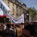 MANIFESTATION RETRAIT CPE LE 4 AVRIL A BORDEAUX