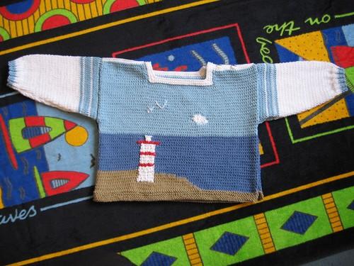 Pull jaquard - à partir de 2 modèles (06/2006)