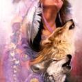 Femme qui coure avec les Loups..LA LOBA
