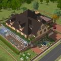 1 - La belle maison des M'HIQUES. (extérieurs)