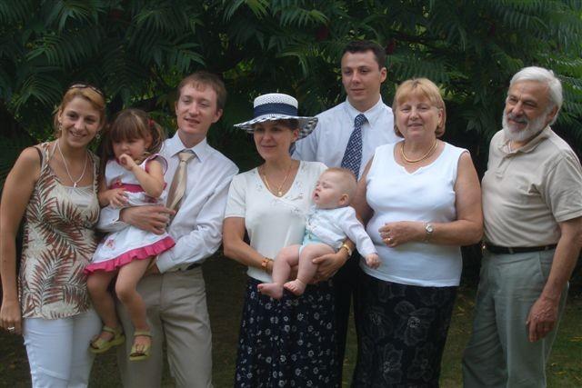 Et avec toute la famille Pele