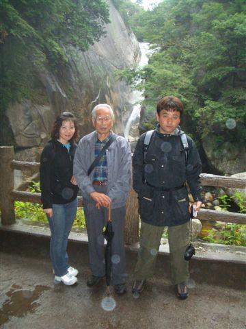 Michelle Tsai, Oncle Tsai et Kouji Shinohara