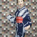 joli Yukata traditionel