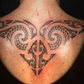 Tatouage dorsal