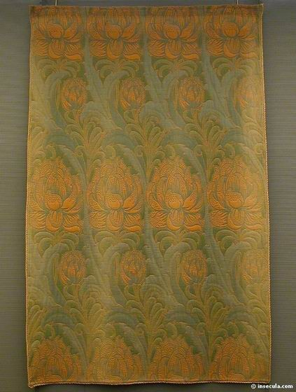 Charles F.-A. Voysey - Tenture 1896