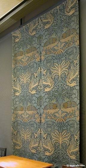 William Morris - Tenture 1878