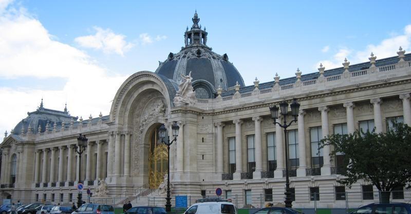 39 - Façade Petit Palais