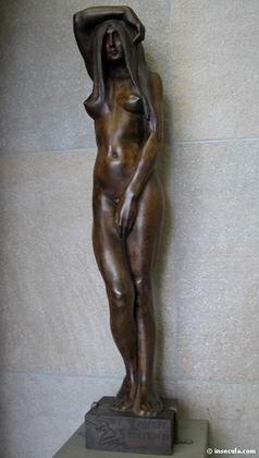 François-Rupert Carabin - Statue 1914