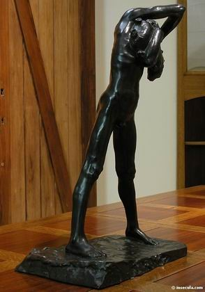 Georges Minne - Statuette 1897