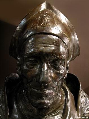 Jean Joseph Marie Carriès - Buste 1894