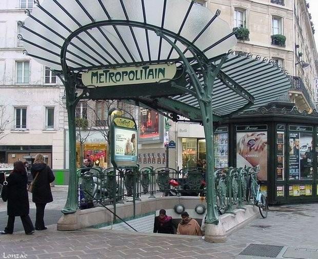 Guimard - Métro Chatelet