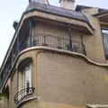 Guimard - 122, rue Mozart - Hôtel Guimard - Balcon Angle