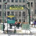 Guimard - Métro Montréal - Canada