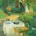 Claude-Monet - Le déjeuner