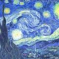Vincent Van Gogh - S arry Night
