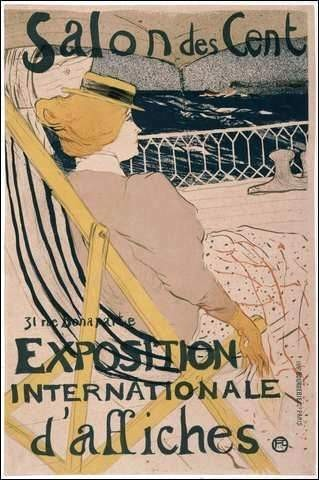 Toulouse-Lautrec - Salon