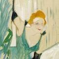 Toulouse-Lautrec - Yvette Guilbert - I