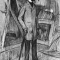Toulouse-Lautrec - Lautrec - dessin -1