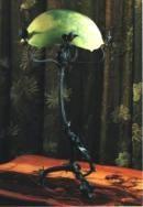 Emile Gallé - Lampe1