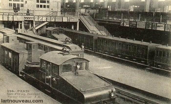 Musée d'Orsay - Lorsque c'était la gare 2