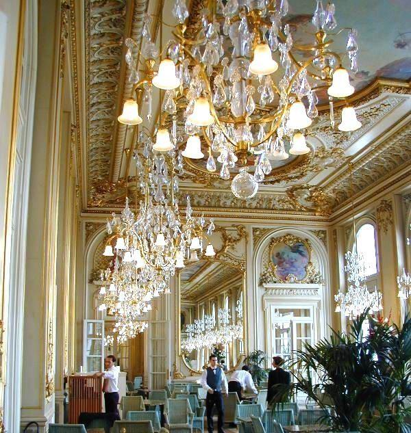 Musée d''Orsay - le restaurant