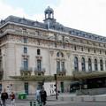 Musée d'Orsay - façade sud avec entrée du musée