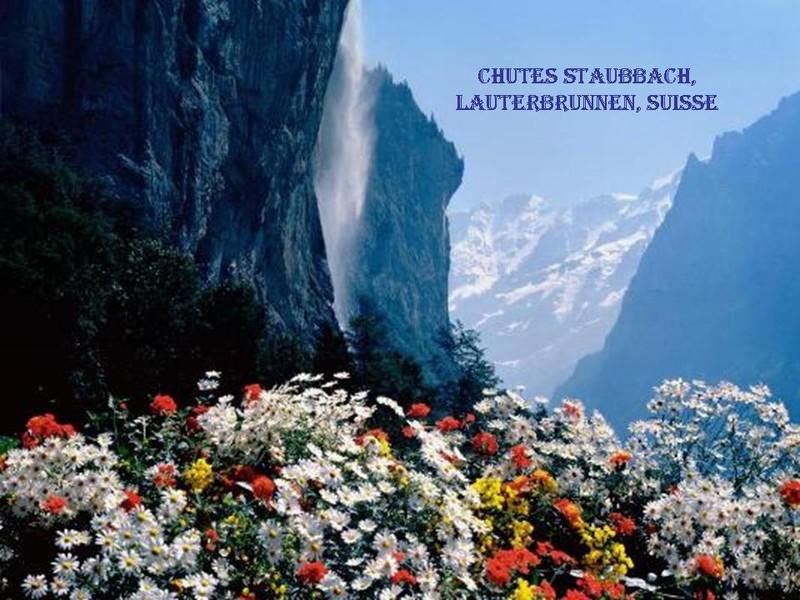 Lauterbrunnen - suisse