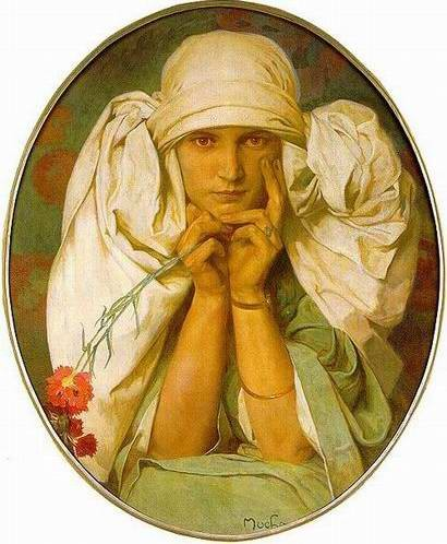 Alphonse Mucha - Amjaro
