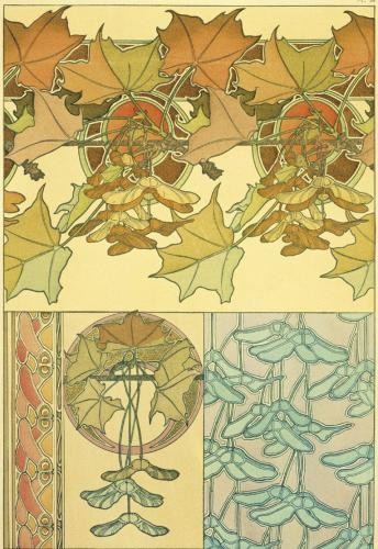 Alphonse-Mucha Documents Decoratif-1902