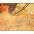 Alphonse Mucha - Aurore - 1899