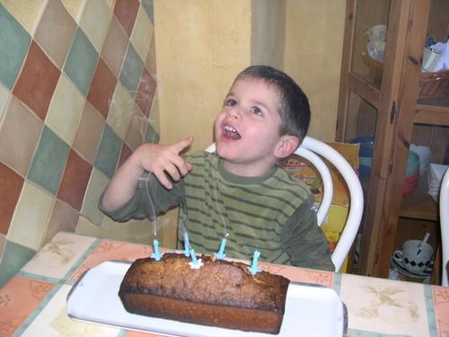 5 ans Elian - 2