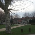 Place du village/Square of the village