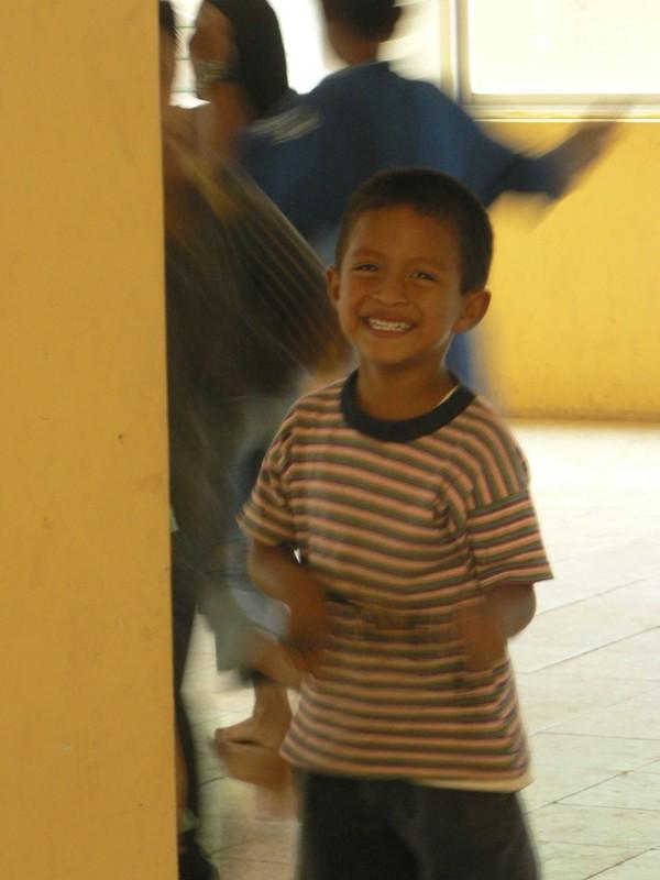 Pendant un cours de danse a Montero