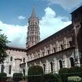 L'église de St Sernin