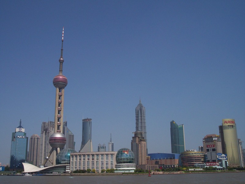 Pudong jour