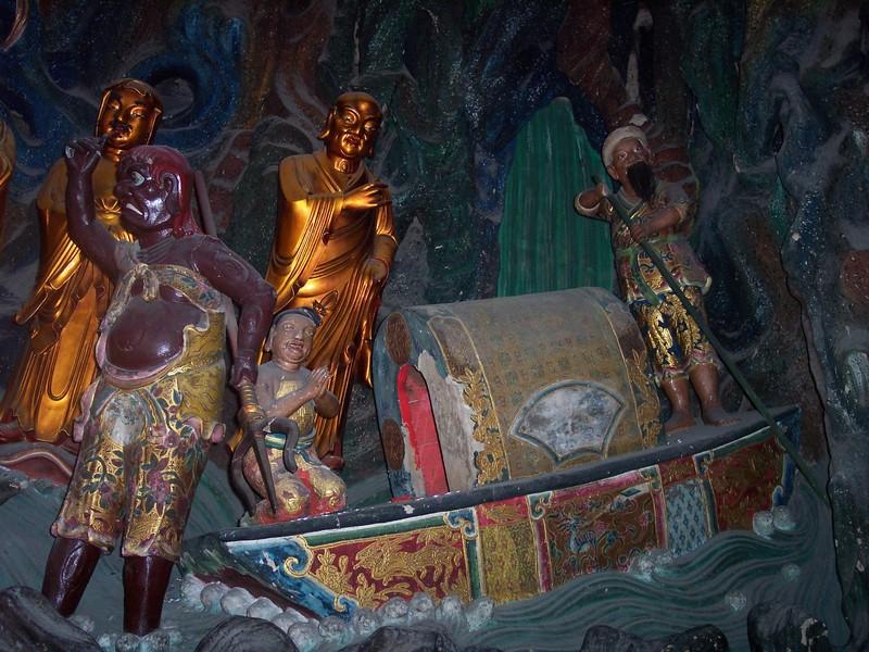 SH - Bouddha de jade