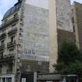 Une vielle publicité murale